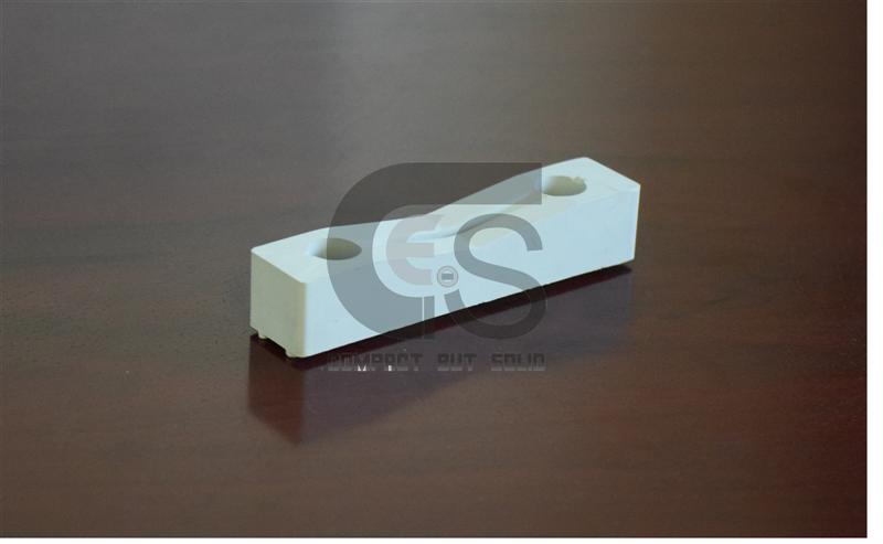 Guốc cao su cho dây chuyền đùn ống PPR, PVC