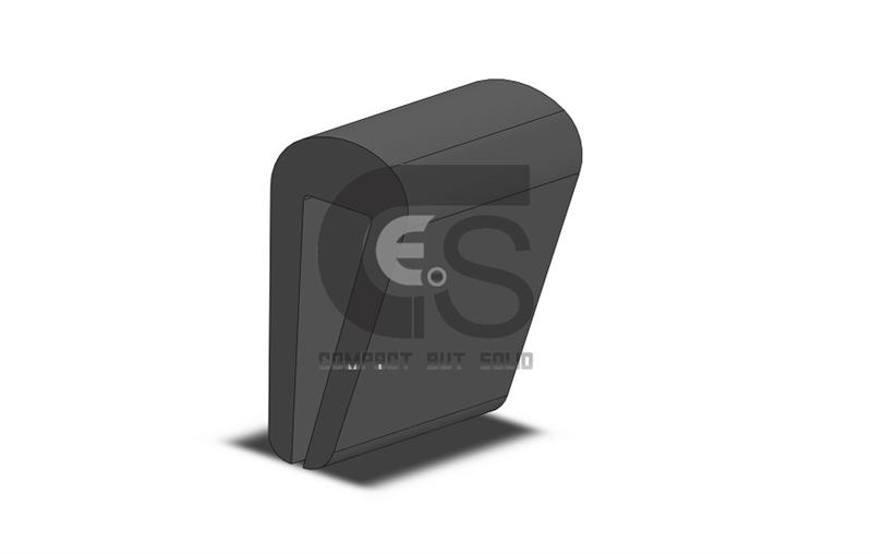 Gioăng nẹp chữ U CES-U-02-5017